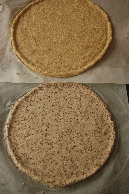 ola domowa: Pizza bez glutenu, za to z kalafiorem!