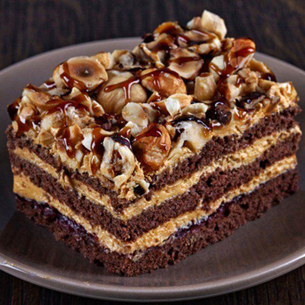 Торт шоколадный «Арабские сказки» | NashaKuhnia.Ru