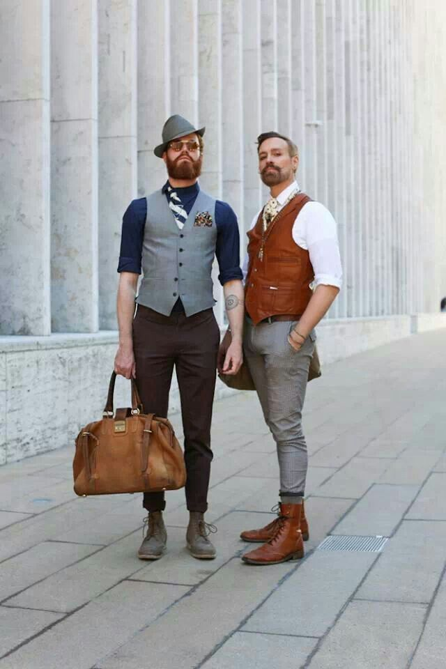 Humans of New York. These guys are gorg.