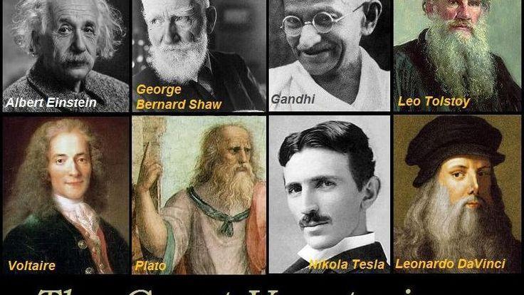 Perché Pitagora, Ippocrate, Leonardo e moltri altri grandi erano vegani? E nessuno lo dice!
