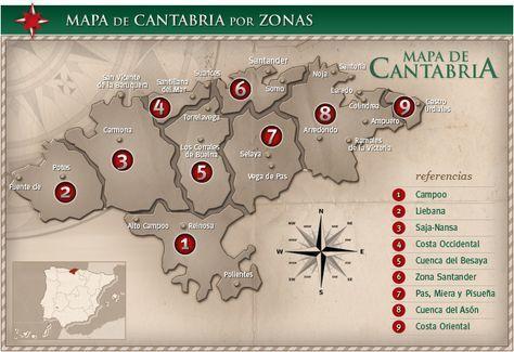 Alojamientos casas rurales Cantabria - Turismo rural Cantabria