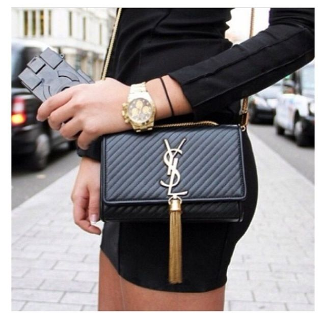Ysl# handbag | Hand bags | Pinterest | Yves Laurent and Handbags