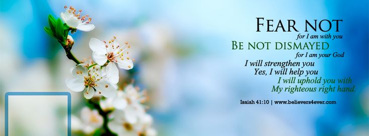 Fear not - Free FB timeline cover