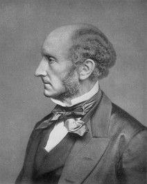 John Stewart Mill, champion of liberty. Regarded as one of the smartest men of ALL TIME.