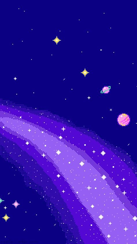 Cute aesthetic wallpaper purple 49+ ideas in 2020 Kawaii