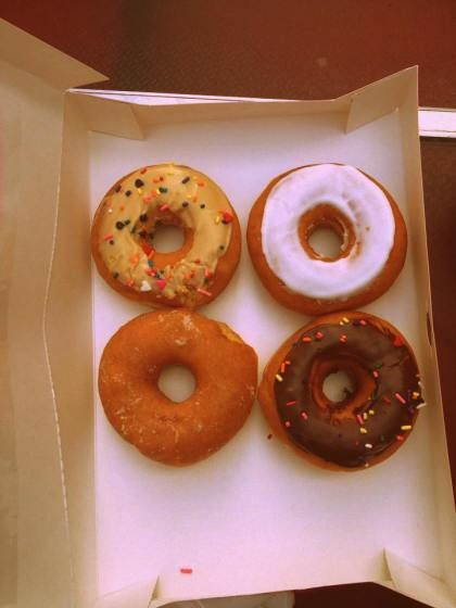 Donuts Donkin Donuts New York (Sabores De Una Vida)