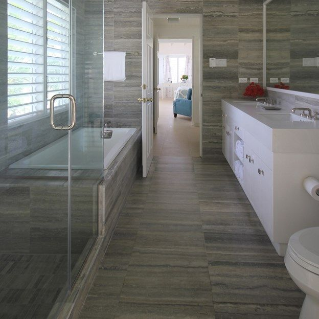 same tile used on wall floor shower palladium 12 x 20 rh pinterest com bathroom floor and shower tile combinations