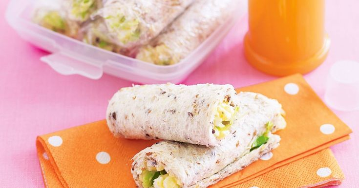 Simple to make and delicious to eat, these egg rolls are the perfect finger food.