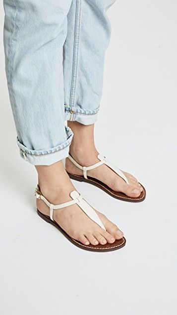 dbfadda248d Sam Edelman Gigi Flat Sandals