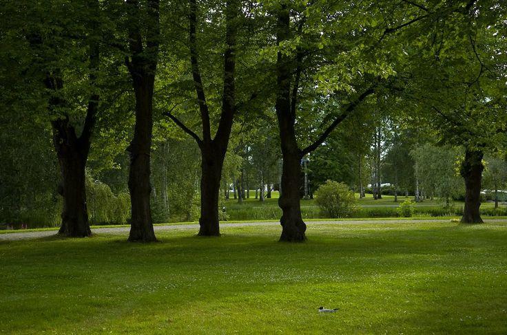 Kirjurinluoto, Pori, Finland