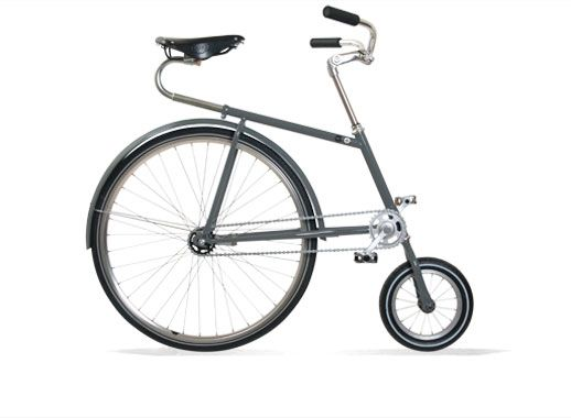 Velocino, a new edition of an original model of the 30's. Made by ABICI, Italy.