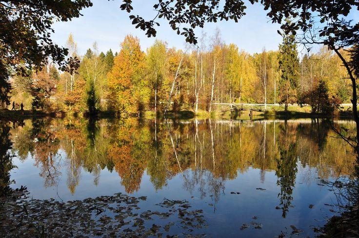Abramtsevo manor. Sergiev Posad distric