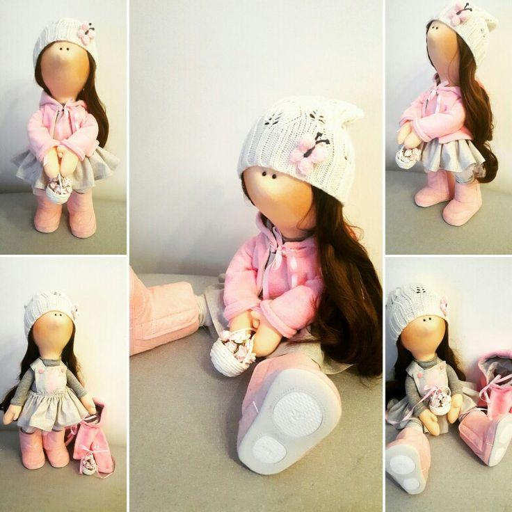 My new handmade doll 😍