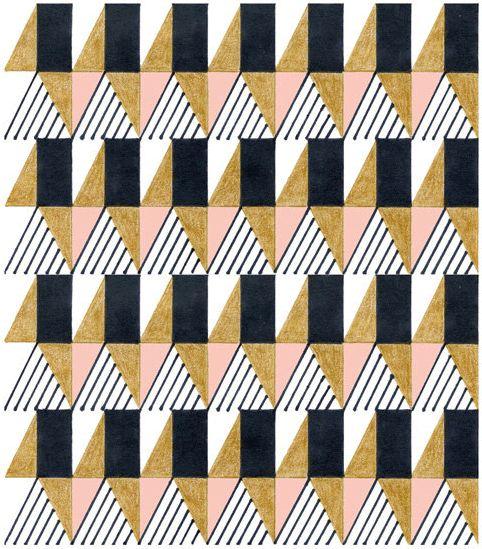 Deco Geometric - Marlene Vergara