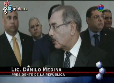 Presidente Garantiza La Aplicación De La Ley De Naturalización #Video