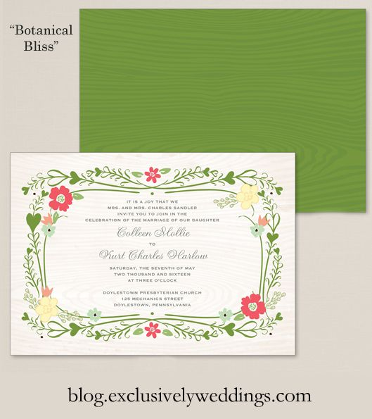 Your Wedding Invitation Tips For Choosing The Right Shape