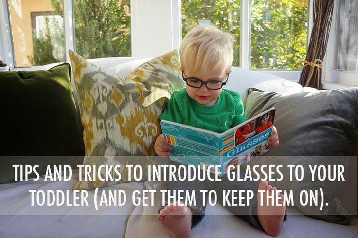 """Oakland Avenue: How To Get Your Toddler To Keep Their Glasses On + """"Glasses"""" Board Book Giveaway!"""