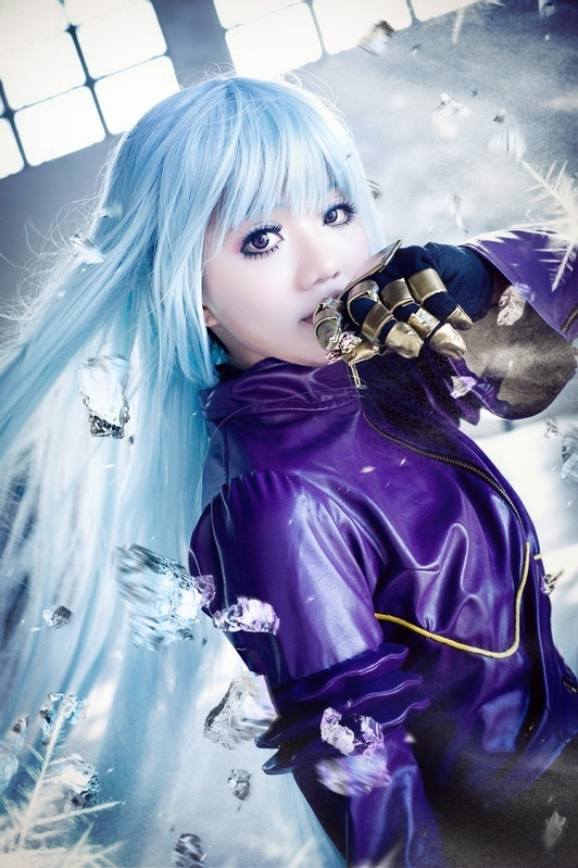 Kula Diamond - The King of Fighters / SNK