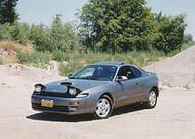 Toyota Celica - Wikipedia, the free encyclopedia