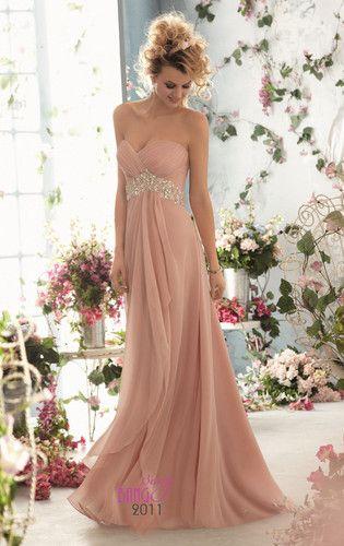Stock Chiffon Beaded Bridesmaid Dress Party Formal Evening Prom Dress Ball Gown | eBay