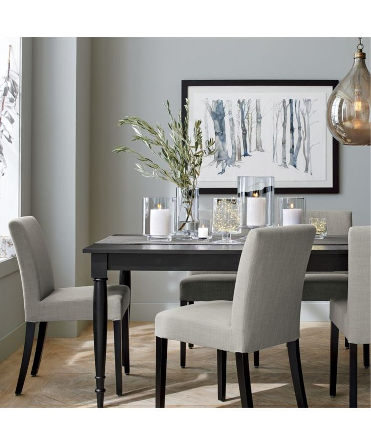 Wolcott Extension Dining Table | Crate and Barrel