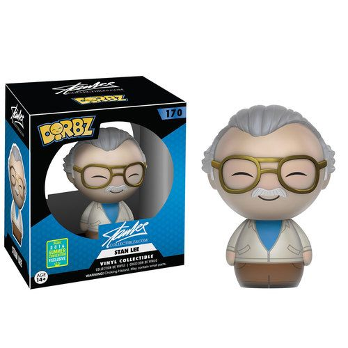 Stan lee dorbz summer exclusive
