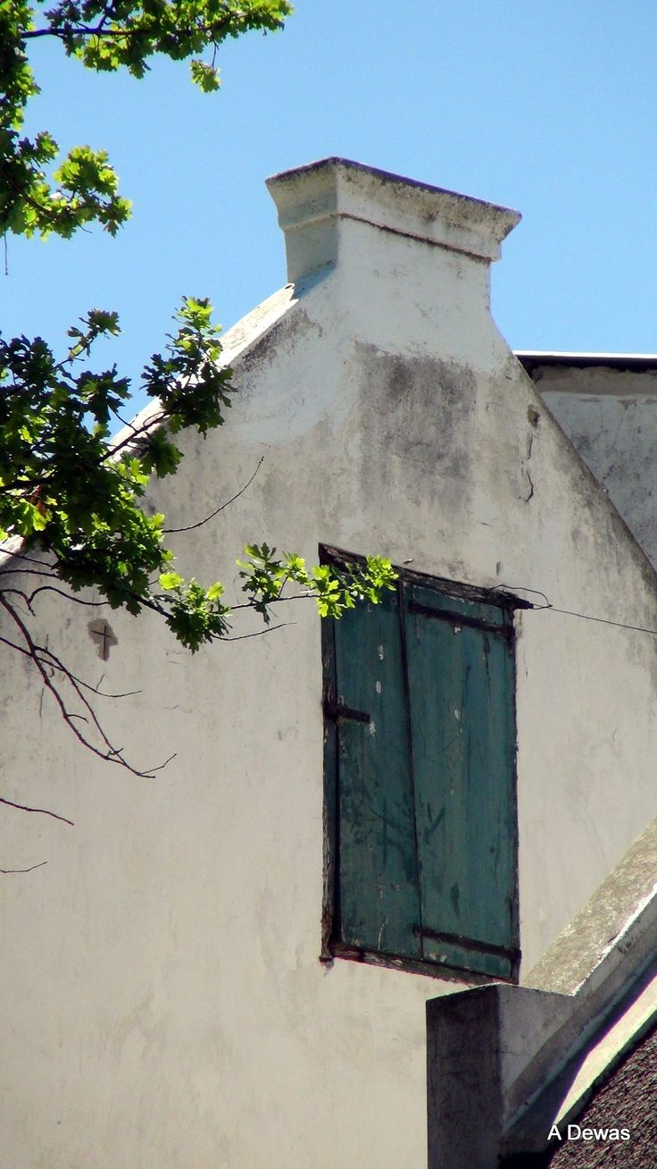 Views of the Small Town of Tulbagh in the rich Wine lands of the Boland Western Cape South Africa