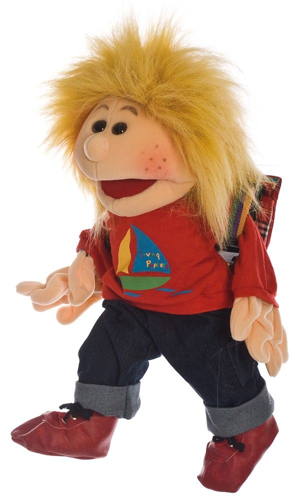 """Living Puppets - Handpuppe """"Kleiner Lasse"""""""