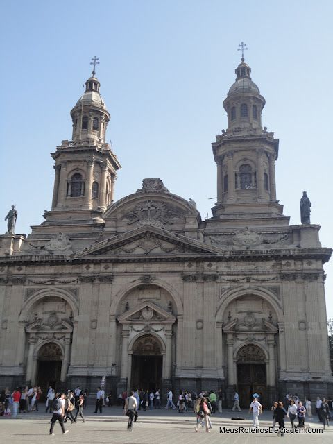 Catedral de Santiago do Chile