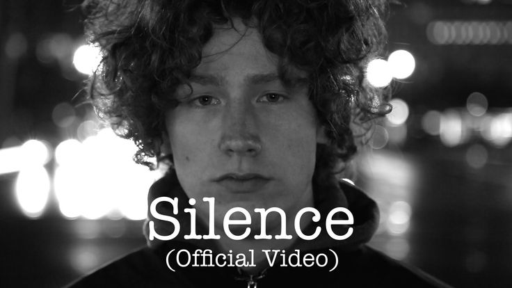 """Silence - Michael Schulte (Official Video) (+Playlist) great music from a very talented artist... """"Silence"""" from his upcoming EP """"Thoughts"""""""