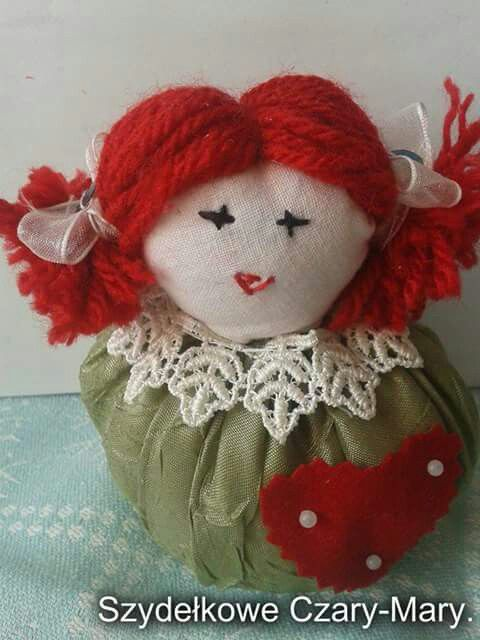 Lalka # maskotka # szycie.