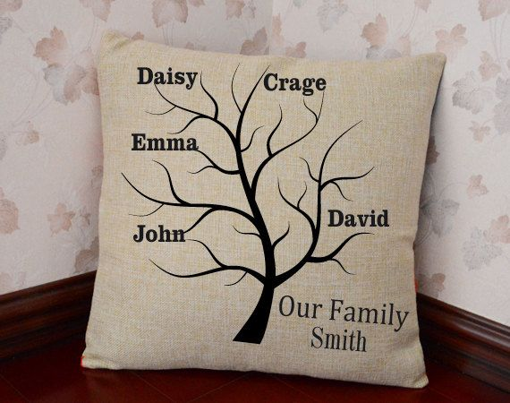 7 best images about Cushion Ideas on Pinterest Engagement gifts, Family signs and Manualidades