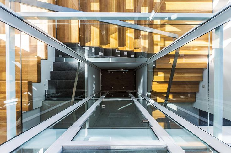 A stunning stair deisgned by Mark McLeay from Creative Arch #ADNZ #architecture #stairs