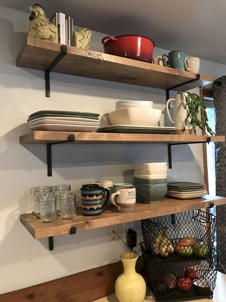Wall Shelf Brackets Essential For Home Office