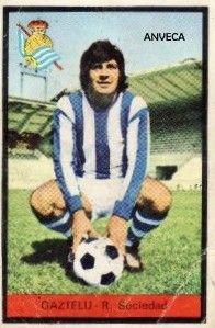 GAZTELU (R. Sociedad - 1973)