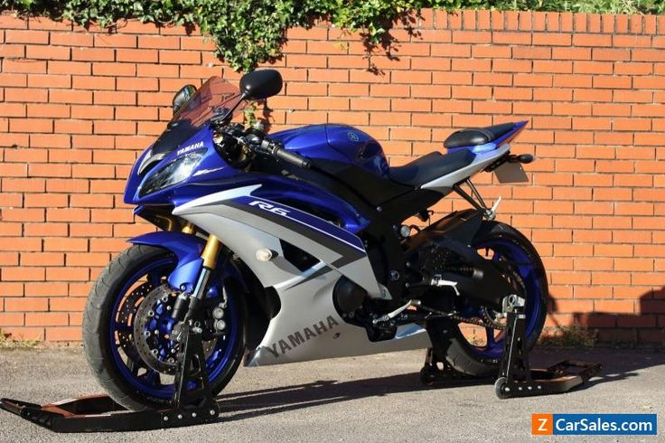 Yamaha R6 2015  Racing blue edition 4700 miles. Warranty!  Delivery Available  #yamaha #yzfr6r #forsale #unitedkingdom