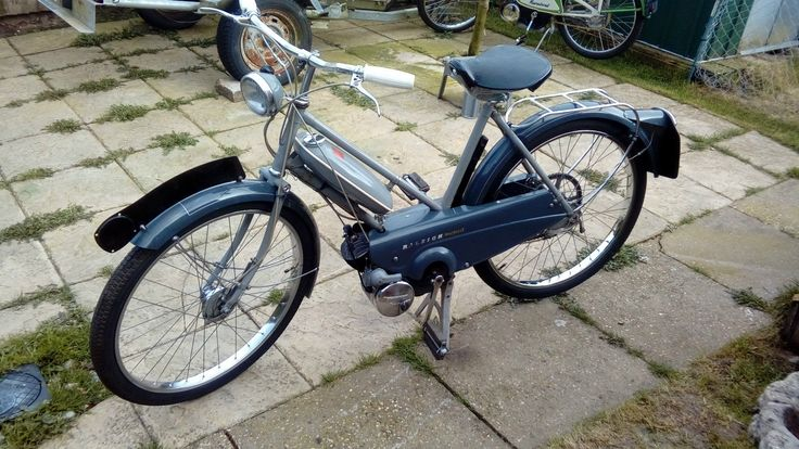 N,O,S RALEIGH RM1 MAY1959 NEW UNREGISTERED UNRUN 50CC MOPED/AUTOCYCLE | eBay
