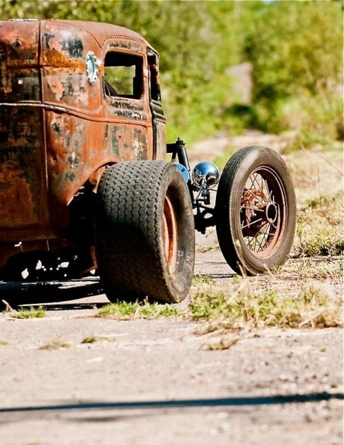 Rat Rod Ford. - LGMSports.com