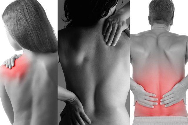 Dor nas costas - Causas e Como Aliviar
