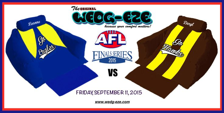 This is the final that could determine this year's 2015 Premiership Team, with the winner getting a well earned weeks rest leading into the all important Preliminary Finals!  #thehawks #theeagles #wedgeze #gohawks #goeagles