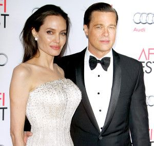 Brad Pitt and Angelina Jolie Are Still Working Out Divorce Settlement
