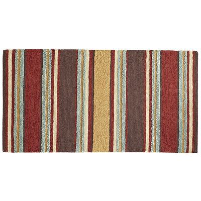 Pier One Cloud Step E Stripe Memory Foam Rugs Just Bought This For The Kitchen Can T Wait It To Be Delivered