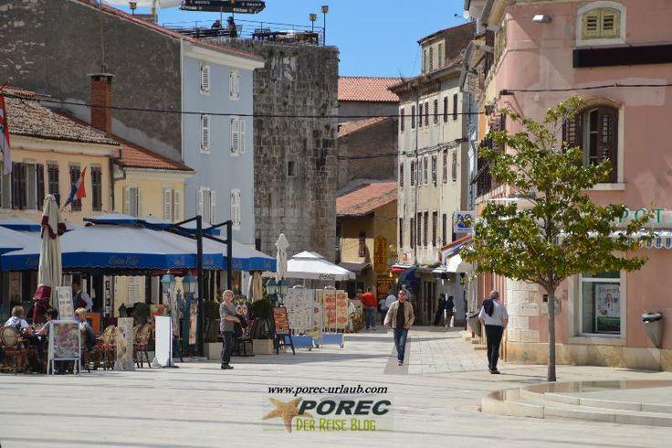 Porec-Altstadt