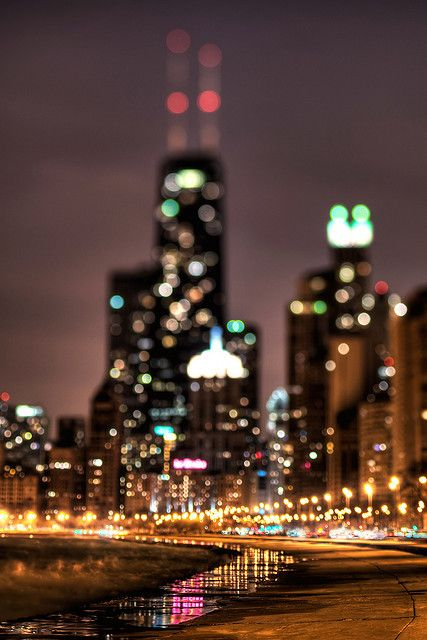 I <3 Chicagio // Drake by Mike Boehmer, via Flickr