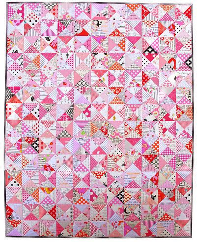 Red Pepper Quilts: Search results for Tickled pink
