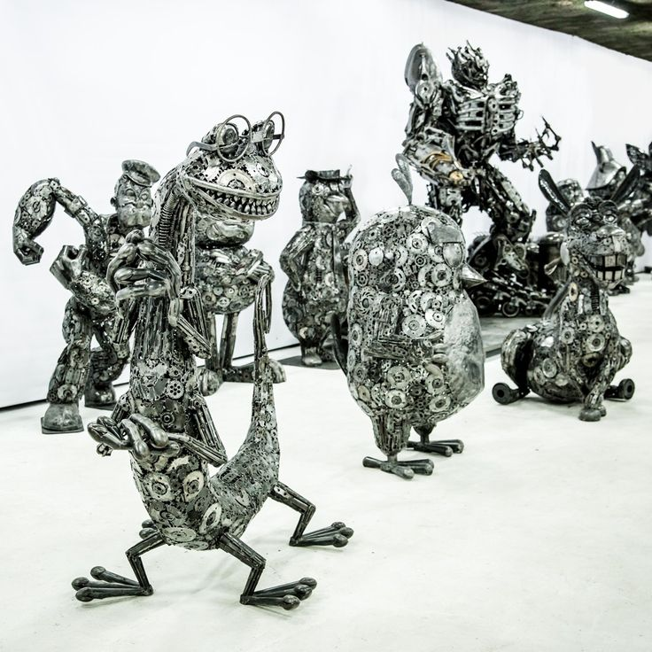 GALLERY OF STEEL FIGURES - PRESENTS The Gallery of Steel Figures will find many sculptures of steel in the world https://www.facebook.com/GALERIAFIGURSTALOWYCH/?fref=ts https://www.youtube.com/channel/UC350Shv6PpIkwfBlPZSqmbQ http://www.galleryofsteelfigures.com