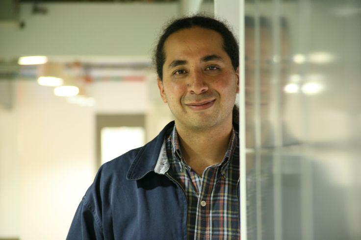 Ingeniero investigador Alfonso Ramos