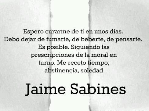soledad #JaimeSabines