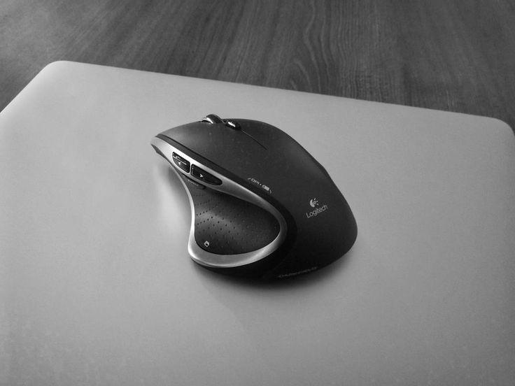 The beauty of the @logitech MX Performance Mouse   #logitech #mxperformance #mouse #blackandwhite #mxmaster #wireless #wirelessmouse #bluetooth #beautyoftechnology #gadget #tech #technology #techblogger #techreviewer #blogger #belgianblogger