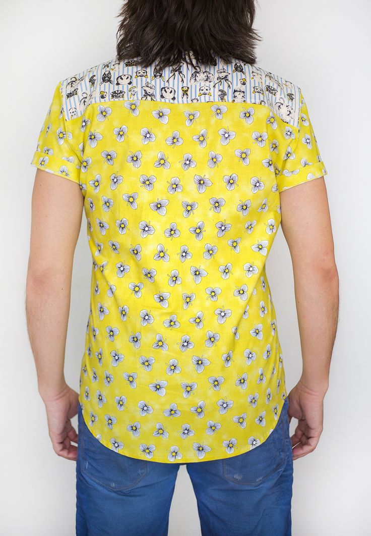 Camisa Lemon boy